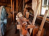Old Fashioned Woodworkers Workshop