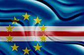 Amazing Flag of Cape Verde