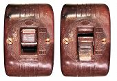 Old Bakelite Switch