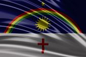 picture of bandeiras  - Amazing flag of the State of Pernambuco  - JPG