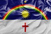 foto of bandeiras  - Amazing flag of the State of Pernambuco  - JPG