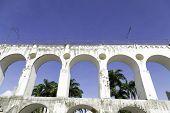 Lapa Arch - Arcos da Lapa, Rio de Janeiro, Brazil