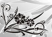 Floral caótico