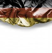 Waving flag of Germany, Europe