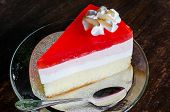 Crepe Cake  Strawberry