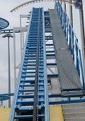 Fun Fair Amusement Ride.
