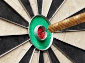 Dart Bullseye