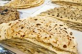 Turkish pastry dish gozleme