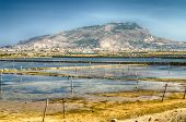 The Salt Flats Of Trapani, Sicily