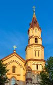 St. Nicholas Orthodox Church In Vilnius, Lithuania