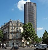 Paris - Old And Modern Architecture