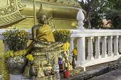 stock photo of buddhist  - Buddha statue   budha - JPG