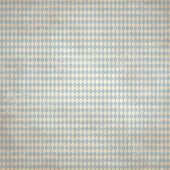 foto of dirty  - dirty blue checkered Oktoberfest grunge background with scratches - JPG