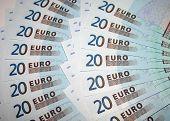 20 Euro Notes