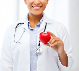 stock photo of beating-heart  - healthcare - JPG