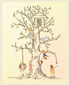 children's tree