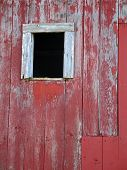 Weathered Barn Wall