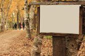 Blank Nature Frame