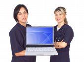 Presentación de los doctores