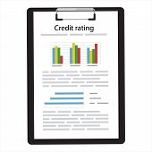 Credit Rating Document poster