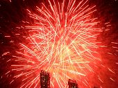 Fireworks - Red