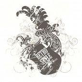 Old design heraldic