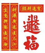 Vector of Chinese New Year Decoration