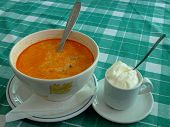 Soup And Cream