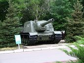 Self-Propelled Howitzer