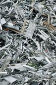 Massive pile of scrap metal - large XXL file