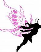 Fairy Vector Illustration