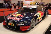 Essen - Nov 29: Audi A4 Dtm R14+