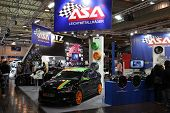 Stand At Essen Motor Show