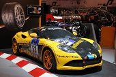 Essen, Deutschland nov 29: Rennen Auto Artega