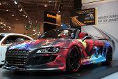 Essen, Deutschland nov 29: Audi r8