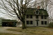 A old house in Mass. Near Boston. I