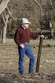 Full Length Cowboy