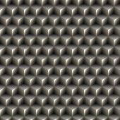 Seamless 3d cubes texture