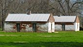 Magnolia Plantation Slave Houses