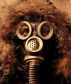 Homem no respirador