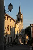 The Village Of Villars In The Provence