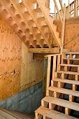 Framed Staircase