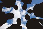 Business raadpleging over Sky