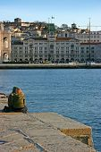 Couple In Trieste