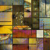 Mondern Art based Abstract