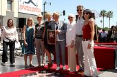 LOS ANGELES - SEP 4:  Portia DeRossi, Ellen DeGeneres, Family at the Hollywood Walk of Fame Ceremony for Ellen Degeneres at W Hollywood on September 4, 2012 in Los Angeles, CA