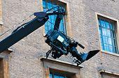 Camera crane