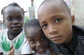 Haitian Kids.