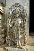 Sculptural Details,hoysala Temple