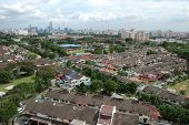 Kuala Lumpur City Scenic View